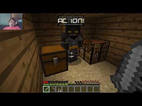 island resources are hard to find: minecraft hardcore episode 2