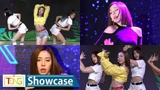 LADIES' CODE ASHLEY 'HERE WE ARE' & 'ANSWER' Showcase Stage (레이디스 코드, 애슐리, 히얼 위 아, 최빛나)