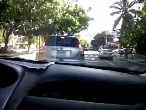 Santo Domingo on wheels