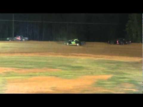 dirt track racing MODOC SPEEDWAY SC