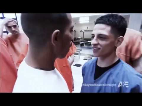 Alex Get's In Fight With Inmates   Beyond Scared Straight