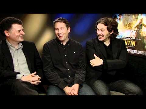 Steven Moffat, Joe Cornish and Edgar Wright The Adventures of Tintin