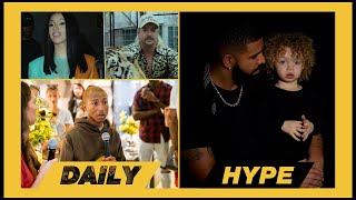 Drake's Son Raises Fan Eyebrows And Free The Tiger King! It's The Daily Hype