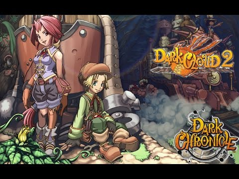Dark Cloud 2 (Dark Chronicle) PS4 Playthrough: 1 - [Chapter 1] New Beginnings & Linda vs Ridepod!