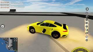 """Roblox - Vehicle simulator """"81 second around the world run"""""""