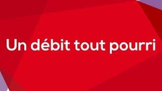 SFR Caraibes : Un débit (et ping) pas à la hauteur des promesses...