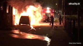 Palermo v Marianke? Starostovi podpálili auto