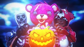 Trick or Treating in Fortnite