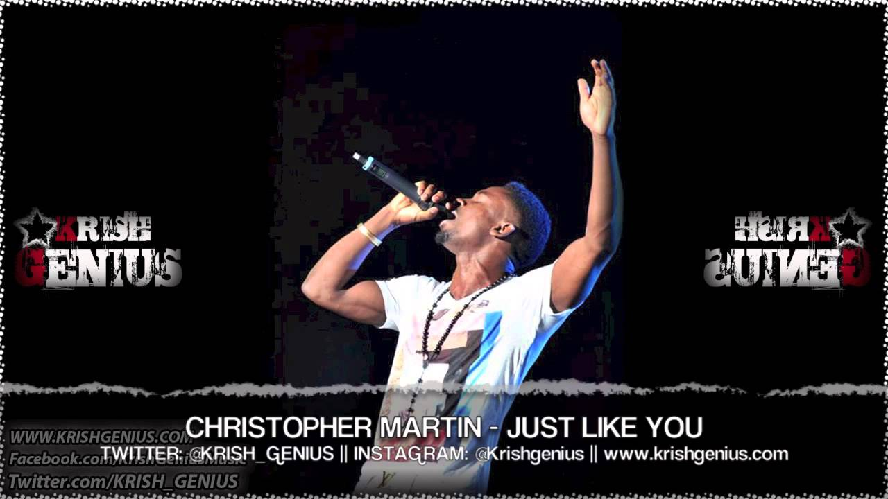 The Top 10 Christopher Martin Songs - Jamaicans com