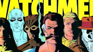 DC Watchmen Universe History Explain in Tamil by Fahim Raphael