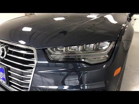 2018 Audi A7 Lake forest, Highland Park, Chicago, Morton Grove, Northbrook, IL A181600
