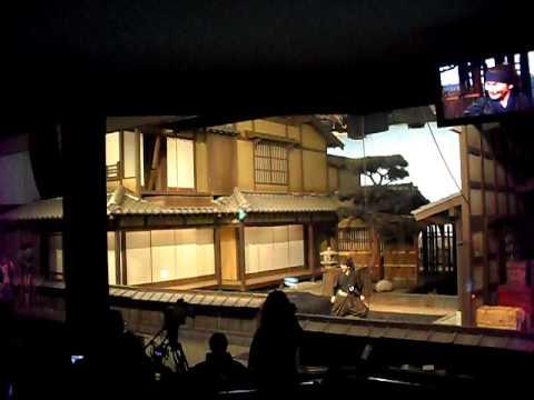 ninja & samurai in action...KYOTO
