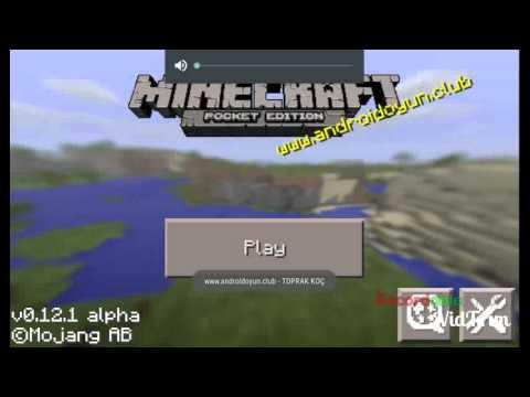 Minecraft Pe 0.12.1'de Nasıl Bedwars Skywars Vb. Şeyler Olan Server'a Nasıl Girilir.