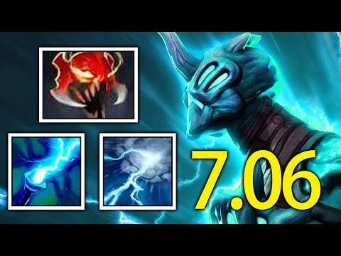 Razor is Back in 7.06 Madness Gameplay by SumaiL Dota 2 Mid Player of Team EG