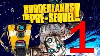 Borderlands The Pre-Sequel Gameplay Español Parte 1 Con Claptrap