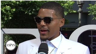 Tobias Harris opens up about the breakup of Bobi and Tobi | 2019 ESPYS