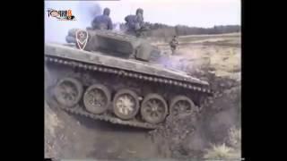 Испытания танков т 72 т 80 уникальная видео как шведы испытывали советские танки