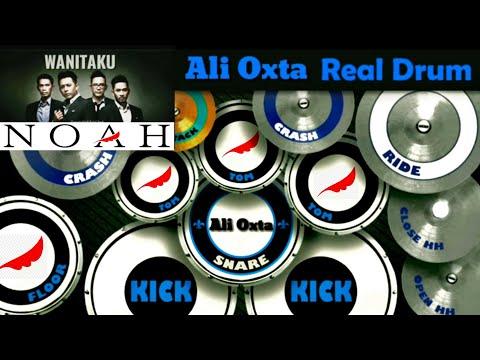 Noah Wanitaku Full Official Video 2nd Album Noah Real Drum
