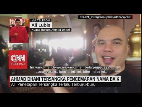 Minggu Depan Polisi akan Panggil Ahmad Dhani, Pengacara: Penetapan Tersangka tidak Layak Mp3