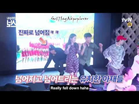 EngSub Introverted Boss Ep 10 BTSMaking film Yeon Woo Jin,Park Hye Soo