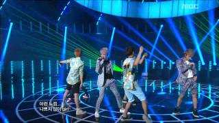 BEAST - Beautiful Night, 비스트 - 아름다운 밤이야, Music Core 20120901
