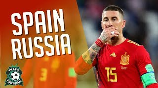 SPAIN 1-1 RUSSIA LIVE Match Chat - RUSSIA WIN ON PENALTIES!