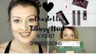 Charlotte Tilbury Haul & First Impressions | WhatLaurenLovess