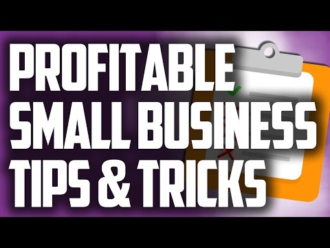 Profitable Small Business Ideas | How To Make Money