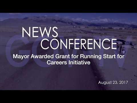 Mayor Richard J. Berry, City of Albuquerque  News Conference  8-23-17