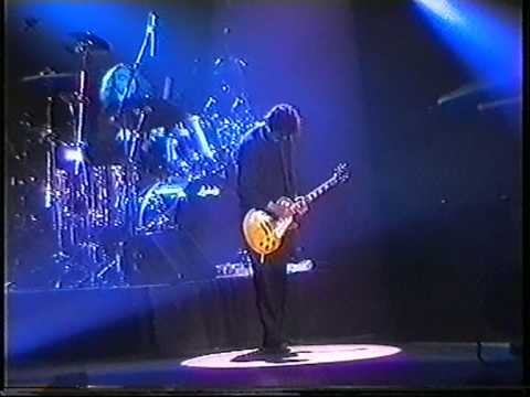 Jimmy Page & Robert Plant  Toulon 1998 Baby I'm gonna leave You - with DAT-Sound