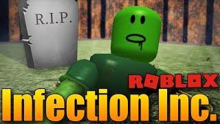JSEM NEJLEPŠÍ NA SERVERU!   ROBLOX: Infection Inc. 2