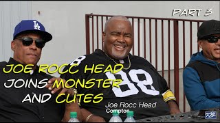K.M.V. 3.5.3 - Joe Rocc Head surprises Monster Kody and Shotgun Cutes during interview with Kev Mac