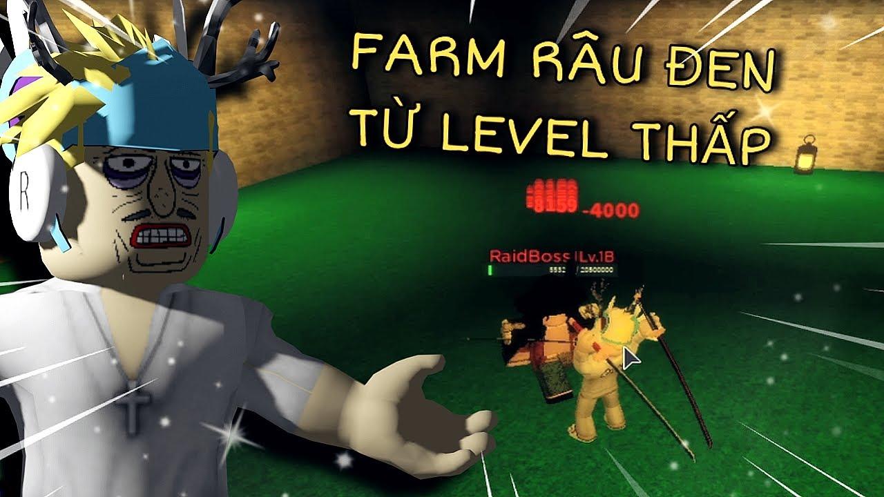 Roblox Viet Nam Piece | ADMIN HƯỚNG DẪN FARM BOSS MẠNH NHẤT GAME TỪ LEVEL THẤP!!