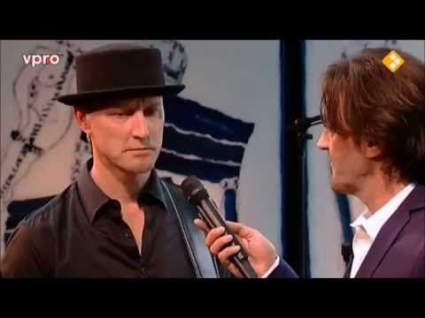 2/3 'The Interviews' w/ KING OF THE WORLD 19th May @ National Dutch TV VPRO