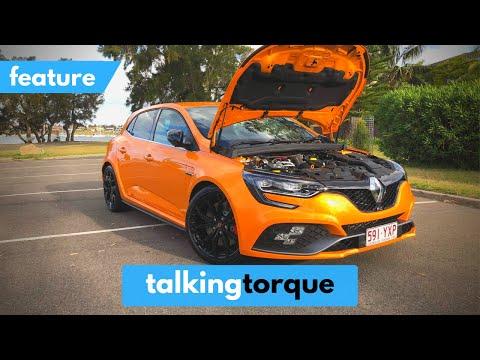 2020 Renault Megane RS Cup - Engine Tour