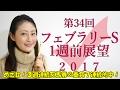 【競馬】フェブラリーステークス 2017  1週前展望(第34回フェブラリーS) 【独自…
