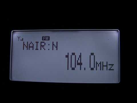 FM scan Semkovo, Bulgaria, Vertical antenna, 21082017 part II