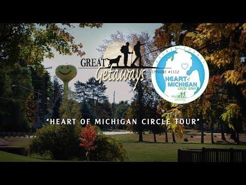 "Great Getaways 1112 ""Heart of Michigan Circle Tour"" [Full Episode]"