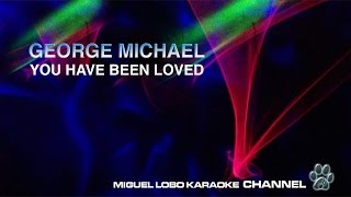 GEORGE MICHAEL - YOU HAVE BEEN LOVED - Karaoke Channel Miguel Lobo