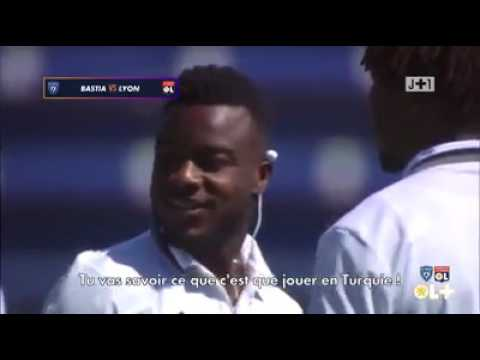 Bastia _ Lyon voilà comment tout à commencé