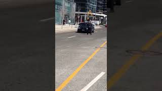 driver getting arrested for yonge sheppard finch pedestrians struck by van in toronto canada