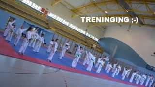 Obóz Taekwon-do Węgorzewo 2014 cz 1