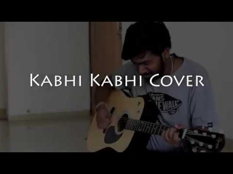 Kabhi Kabhi Mere Dil Mein Guitar Cover (Unplugged)