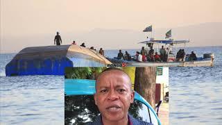 Nyerere atoa salamu za rambirambi ajali ya MV Nyerere