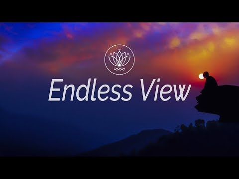 The Power of OM (AUM ॐ) Endless View |1 Hour of the Healing Aum Chant for Meditation and Relaxation