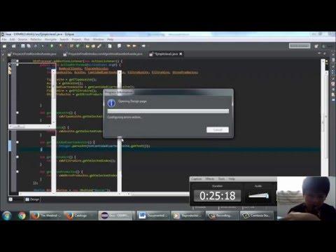 Software Básico de Venta y Servicio en Java - Eclipse Mars - Parte (2/3)