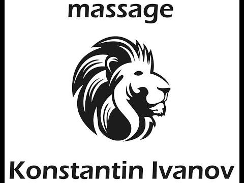 Massage. Anti cellulite.