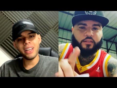 Farruko canta en vivo SIN AUTOTUNE 'Delincuente' Acapella | Daddy Yankee o Don Omar?