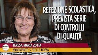 Zotta: Refezione scolastica, prevista serie di controlli di qualità