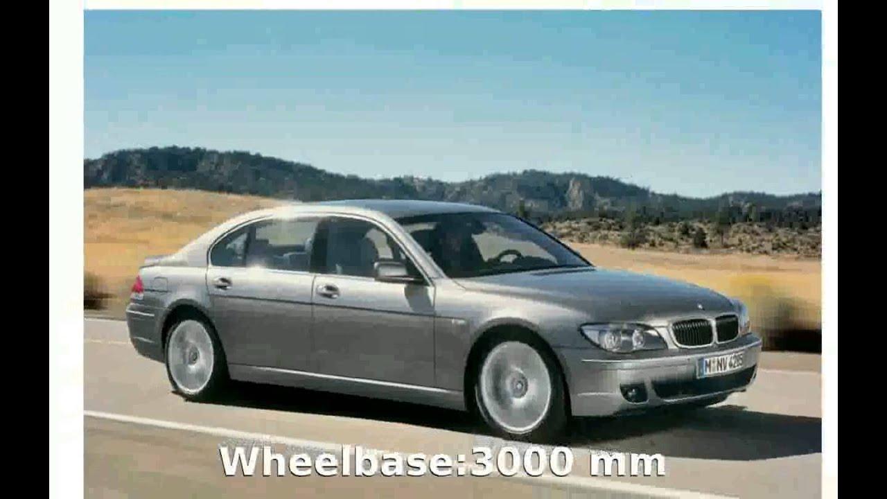 2007 Bmw 740 I